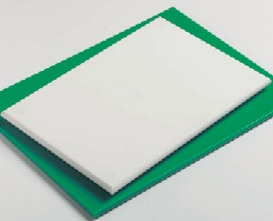 Non-stick_Green_White_Board