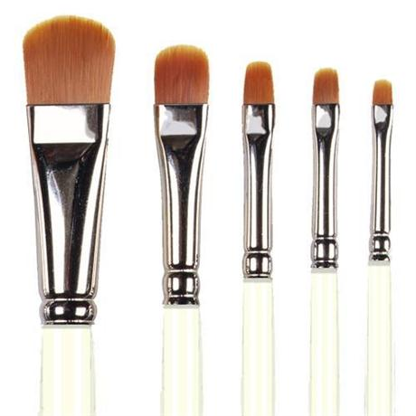 Pro Arte Flat Shader Series 62 Masterstroke Prolon Painting Brushes