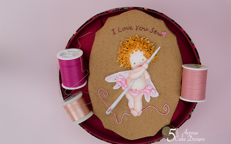 Sew Fairy Cookie Workshop
